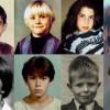 Dia das Crianças: Veja imagens de artistas na infância