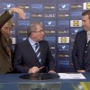 Rod Stewart se diverte em sorteio da Copa da Escócia; assista