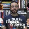 Ligado à Música TV #24 – Grammy 2017, Al Jarreau, Carnaval em SP e Linkin Park