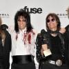 Alice Cooper se apresenta com membros de sua formação original; assista
