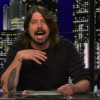 Dave Grohl vai apresentar programa de Jimmy Kimmel