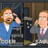 Eddie Vedder 'participa' de episódio de 'Family Guy'; assista