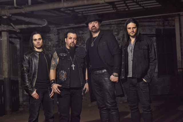 Adrenaline Mob acidente Florida