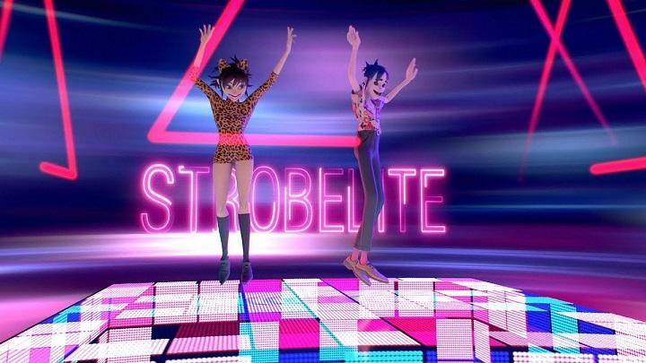 Gorillaz-Strobelite-clipe