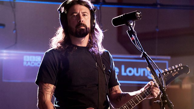 foo fighters bbc radio 1