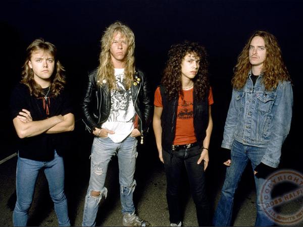 Metallica divulga versão rara ao vivo de 'For Whom The ...