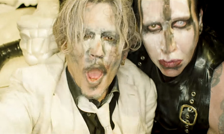 marilyn-manson-johnny-depp-clipe