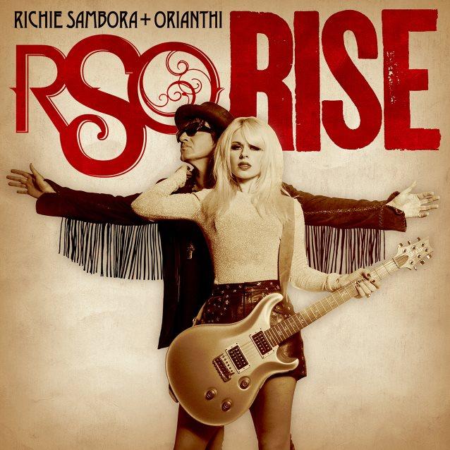 Resultado de imagem para Richie Sambora e Orianthi rso
