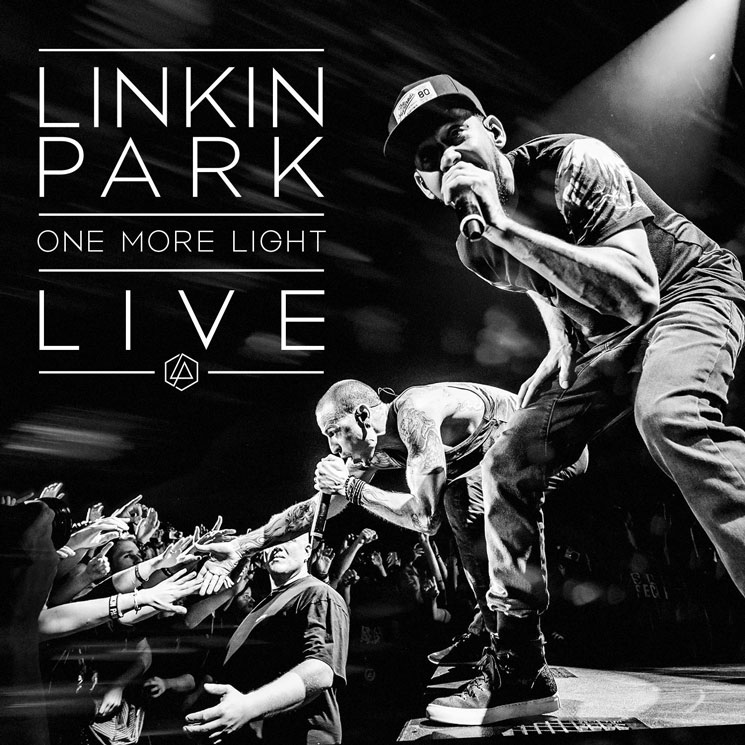 linkin park one more light live