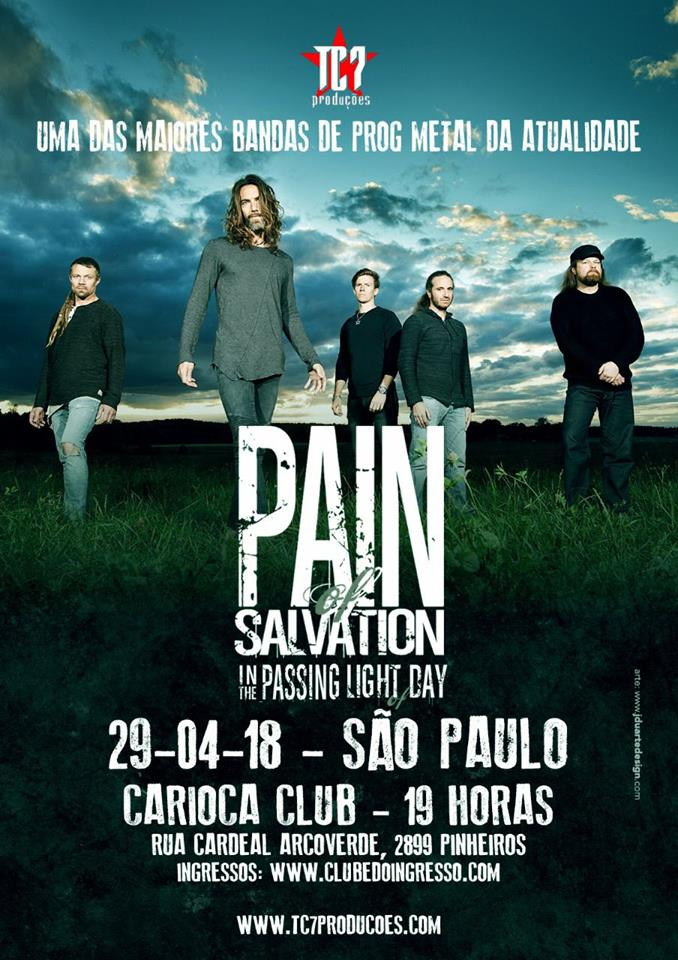 pain of salvation SP adiado