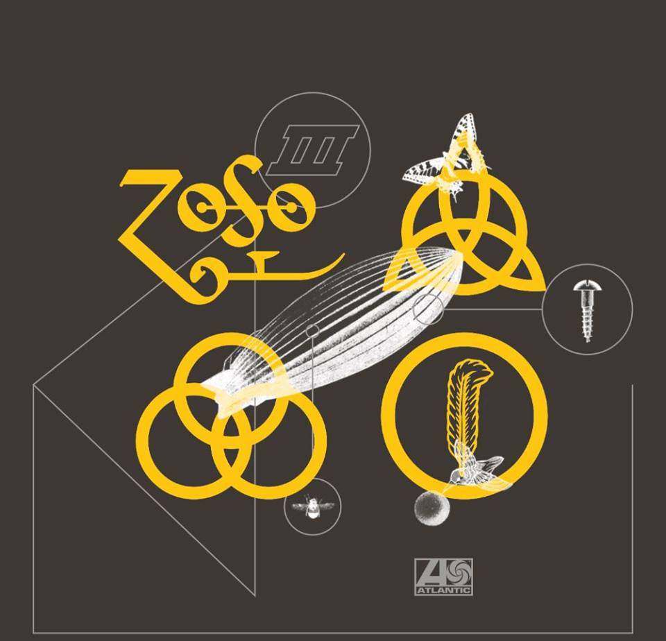 Led Zeppelin Lan 231 Ar 225 Vinil Exclusivo No Record Store Day