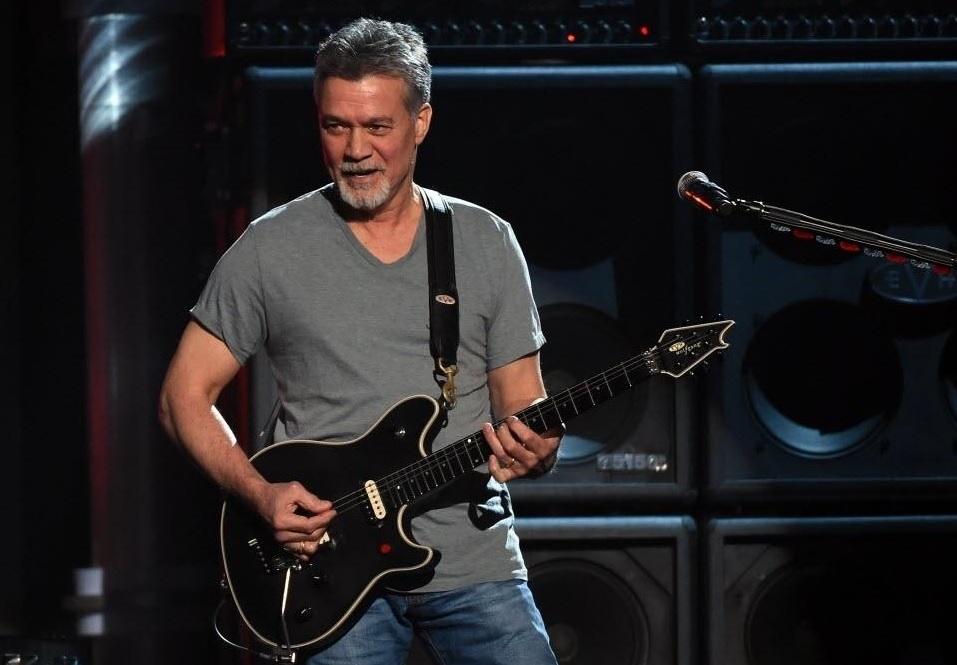 Eddie Van Halen fica internado por complicações ao tratamento contra câncer - Ligado à Música