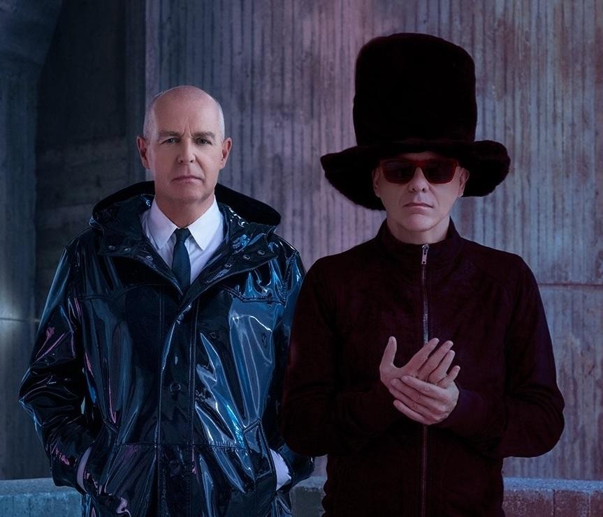 """Pet Shop Boys lança seu novo álbum """"Hotspot"""""""