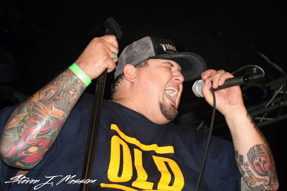 Rob Vitale, vocalista do Black Train Jack, morre por complicações da Covid-19