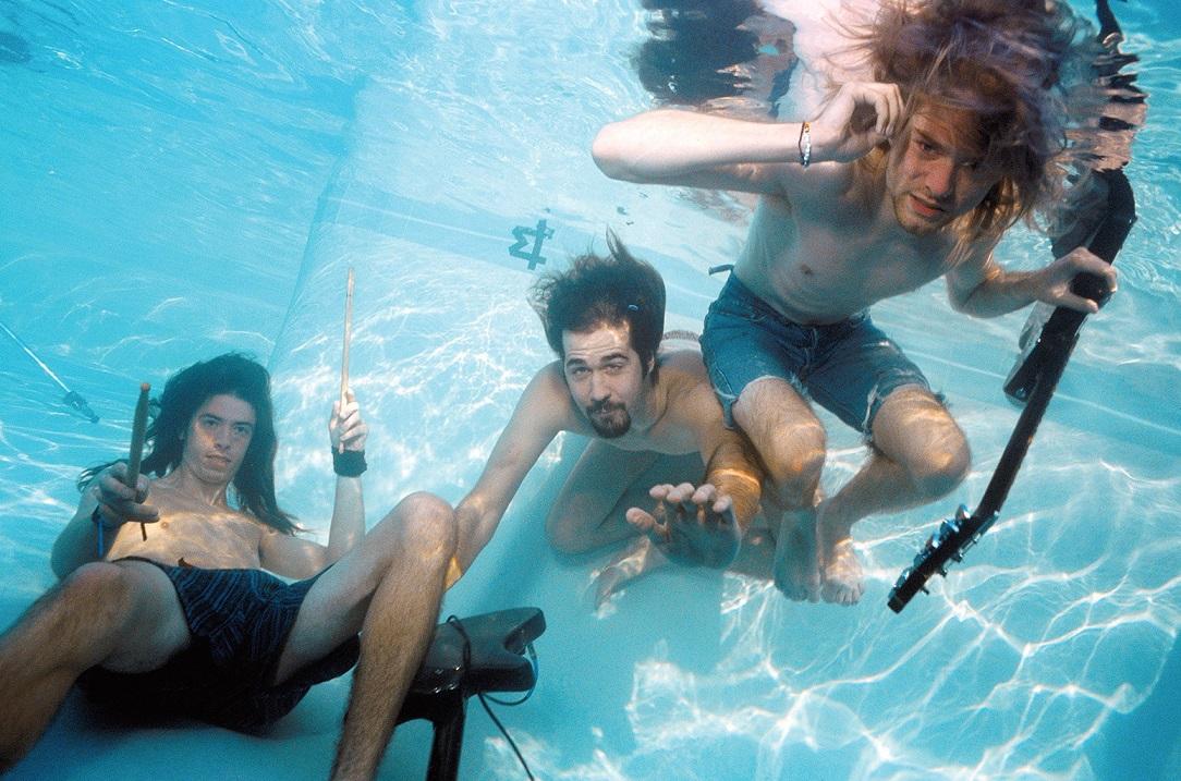 'Nevermind', do Nirvana, ganhará edição especial de 30 anos