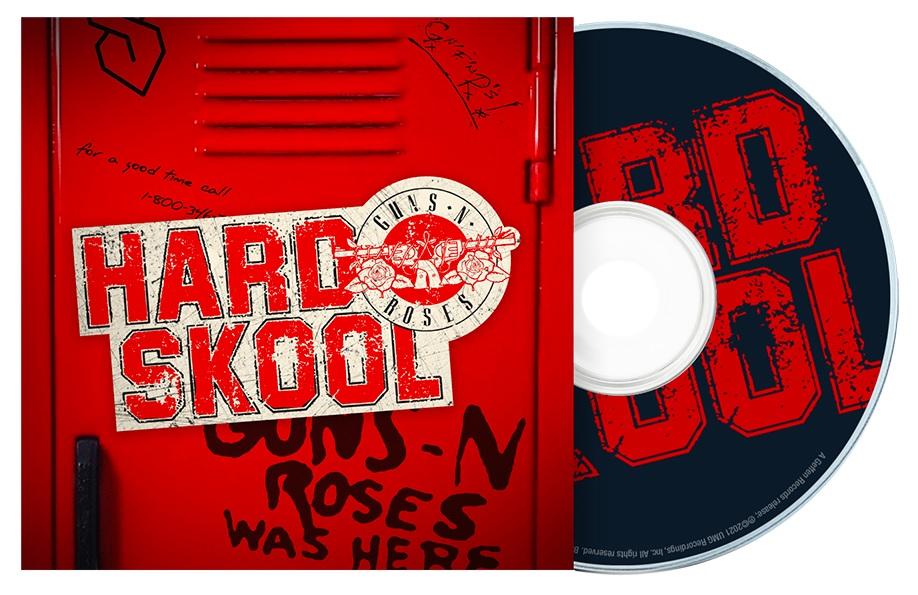 Guns N' Roses anuncia EP 'Hard Skool' para fevereiro de 2022