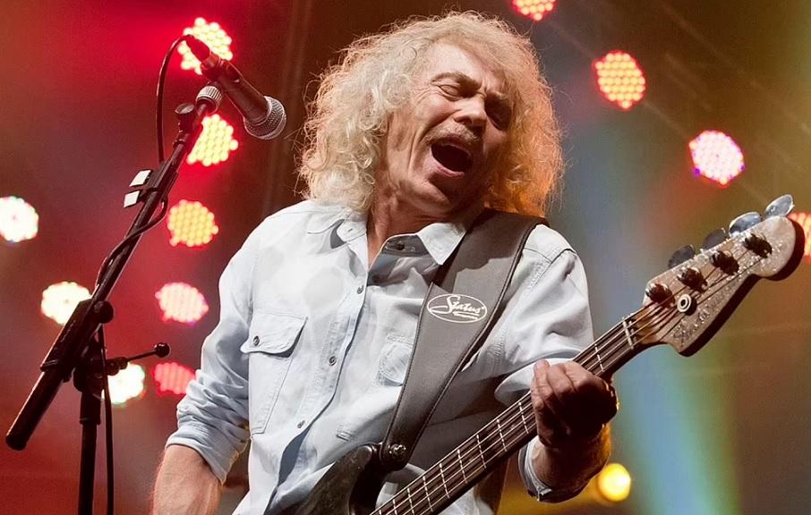 Alan Lancaster, baixista do Status Quo, morre aos 72 anos
